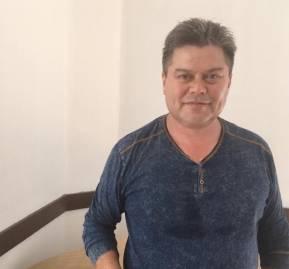 Rafael Tuki, representante Rapa Nui en la Conadi