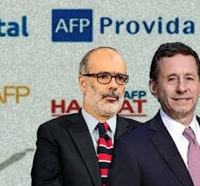 Rodrigo Valdés Pulido y José De Gregorio