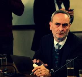 Diputado René Saffirio.