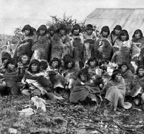 Selk'man que repartieron gratis en Punta Arenas