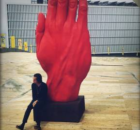 Foto: The Red Hand Files