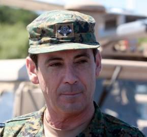 Ricardo Toro Tassara, en su tiempo como general de Ejército