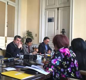 Citación de Rodrigo Ubilla de la comisión especial investigadora