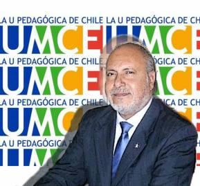 Rector de la Umce, Jaime Espinosa Araya