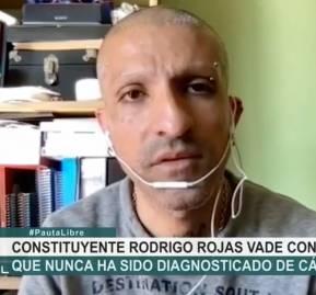 La declaración de Rodrigo Rojas Vade, en Pauta Libre