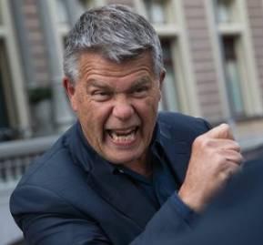 El holandés que se quiere cambiar la edad. Fotografía: Der Spiegel.