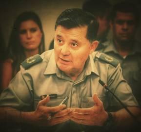 Comandante en jefe del ejército, Ricardo Martínez Menanteau