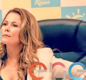 Alcaldesa de Maipú, Cathy Barriga