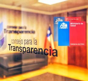 Consejo para la Transparencia y Minsal