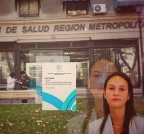 La ex seremi de Salud RM, Paula Labra, y el informe de Contraloría