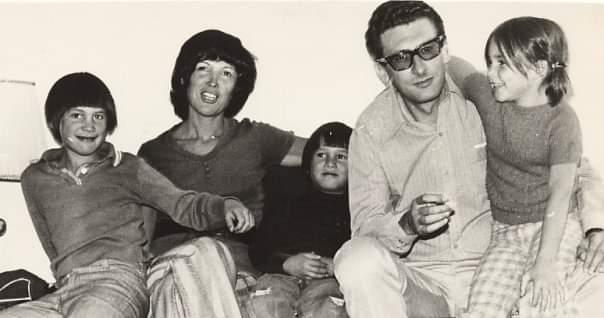 Foto antes del golpe de estado en Chuquicamata, donde David Silberman era ejecutivo de Codelco.