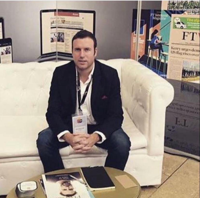 Max Raide es publisher del diario digital El Mostrador desde 2015.